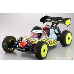 Automodello a scoppio Kyosho Kyosho Inferno MP9 TKI3 RC 1/8 Nitro 4wd Buggy 31788