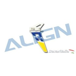 Ricambio Align  t-rex 100 H11013   100 Vertical Stabilizer Use for T-REX 100