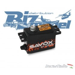 Servocomando digitale SAVOX SH-1257MG digital servo SAX211