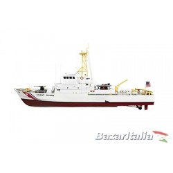 Nave Guardia Costiera Americana Naviscales Coast Guard Rescue Boat a motore elettrico 930mm!!!  NS-1003