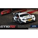 Automodello elettrico Carisma GT10RS Series On Road Scale : 1/10 GT10RS MERCEDES-AMG C-COUPE DTM 2014 (WHITE)