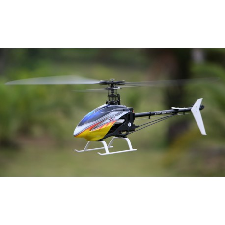 elicottero elettrico KDS Innova 450QS RC helicopter RTF version (mode 1/2)