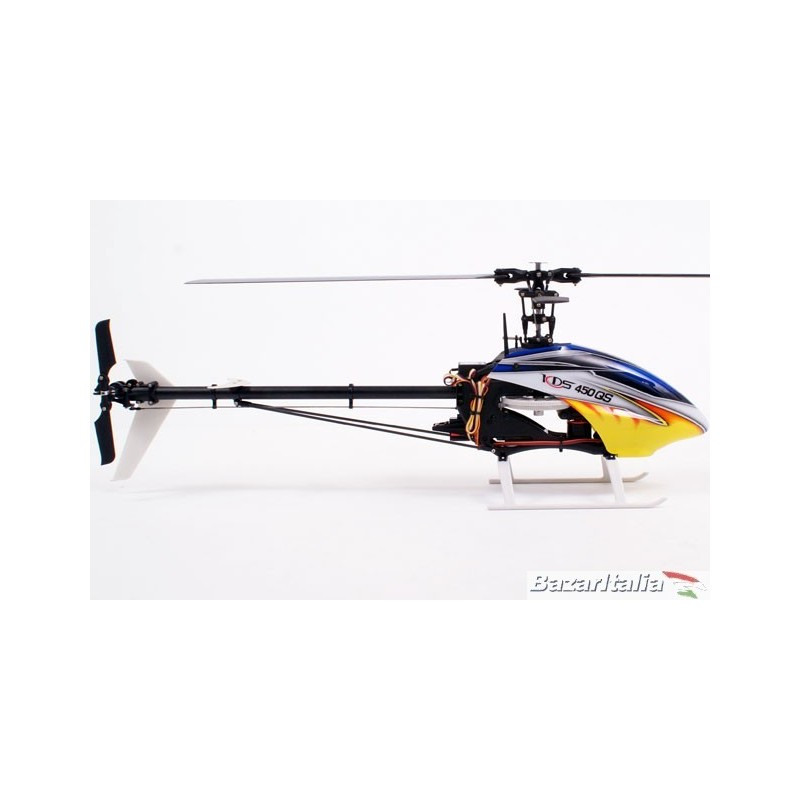 Elicottero Xperience 3d 450s : Elicottero elettrico kds innova qs rc helicopter rtf