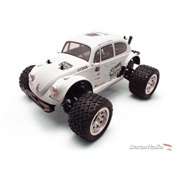 Automodello elettrico Carisma GT16MB Volkswagen Beetle (Desert Edition) Carisma GT Series Off Road Scale 1/16
