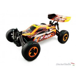 Automodello elettrico Carisma  M40B Brushless Version Ready Set - Water Proof Electronics Off Road M40 series Scale 1/10