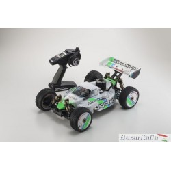 Automodello a scoppio INFERNO MP9 TKI3 1/8 MONTATA CON RADIO KYOSHO 31889T1