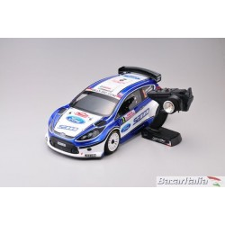 Automodello a scoppio Kyosho DRX 2010 FORD FIESTA S2000 READYSET 31050RS