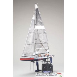 BARCA A VELA KYOSHO FORTUNE 612 III READYSET (KT-431S) 40042S