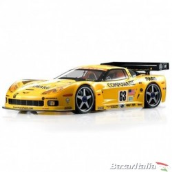 KYOSHO INFERNO GT2 RACE CORVETTE C6-R 2007 (KT201/KE25) pronta all'uso!!! 31833RS