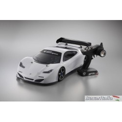 KYOSHO INFERNO GT2 RACE CORVETTE C6-R 2007 RACE SPEC (KT201/KE25) pronta all'uso!!! 31833RS